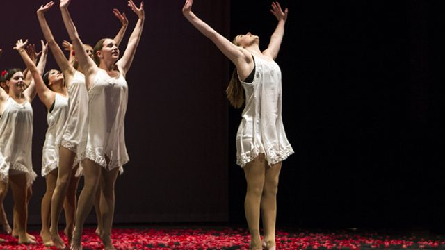 Moved By Emotion: Dance Ensemble Deftly Prepares for 'Masquerade'
