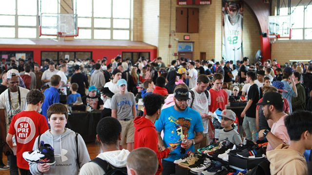 Sneakerheads Unite at the Boston Got Sole Footwear Convention