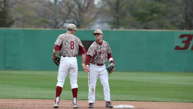 Men in the Middle: Johnny Adams and Jake Palomaki Are Birdball's Defining Duo