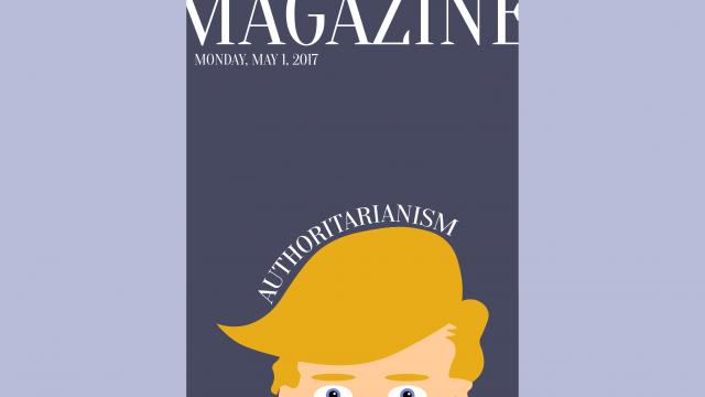 Authoritarianism in Vogue
