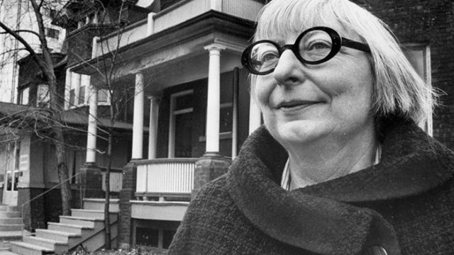 Jane Jacobs Exhibit Details Fruitful Life of Activism, Results