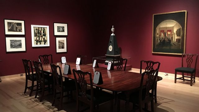 At MFA, Helguera Explores Wealth in the 19th Century