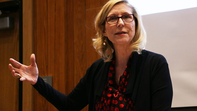 Christina Hoff Sommers Wants to 'Make Feminism Great Again'