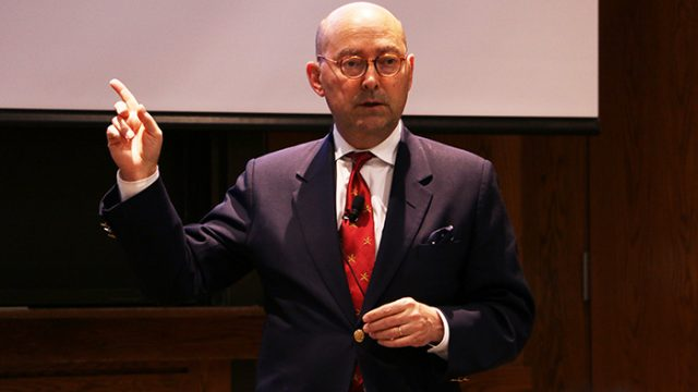 Former NATO Admiral Warns of Cyber Threats