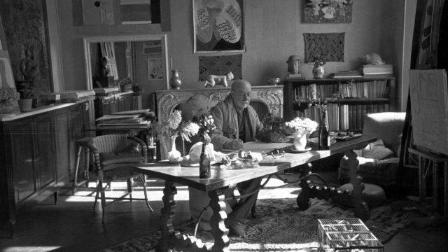 Matisse, Beyond the Studio Borders