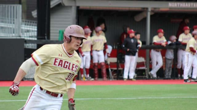 Birdball Uses Big Seventh Inning to Defeat Harvard