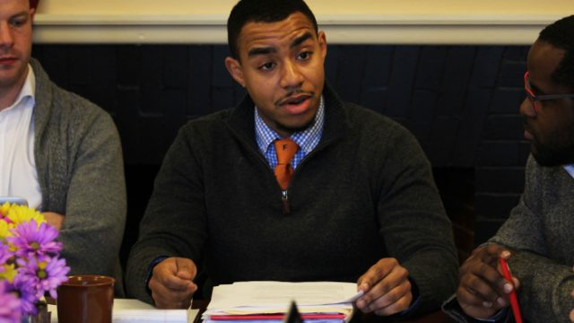 Grad Senate Meeting Addresses Free Expression, Union