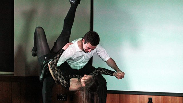 All Things Swing Brought to 'Lindy Hop 'til You Drop' Show
