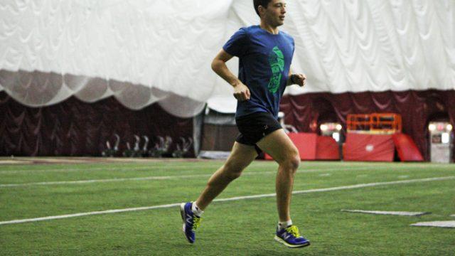 Carson Truesdell Is Gunning to Break His Own Marathon Record