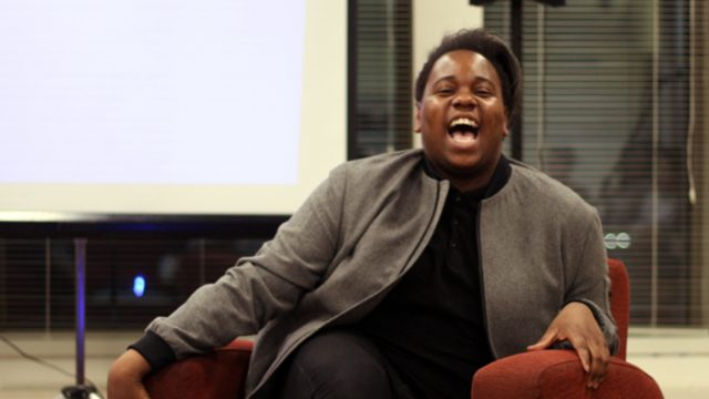 'Glee' Star Alex Newell Reflects on Identity