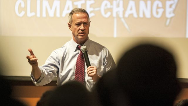 Without Naming BC, O'Malley Calls for Broad Divestment at Tuesday Rally