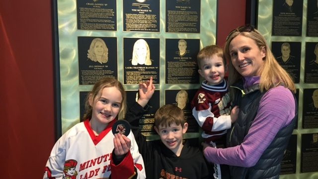 From Childhood to BC and Beyond, Laura Traynham Hannon's Life on the Ice