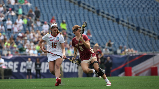 Lacrosse Falls in National Final to No. 1 Maryland