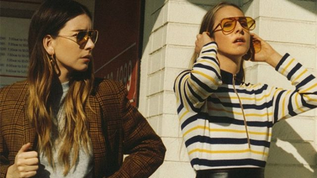 "HAIM's ""Right Now"" Music Video Focuses Attention to the Band's Raw Energy"