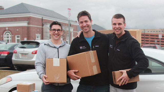 Harvard-Based Tech Startup Veho Merges Uber with UPS