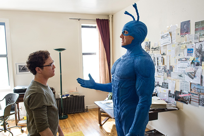 Negativity Sucks the Lifeforce Out of Amazon's 'The Tick'