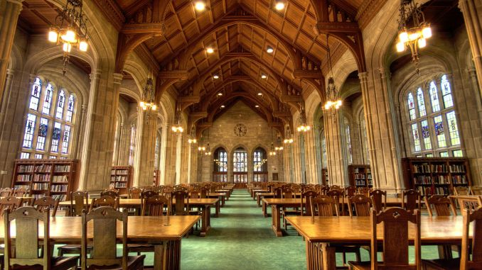 Back to School Guide: Top Study Spots on Campus