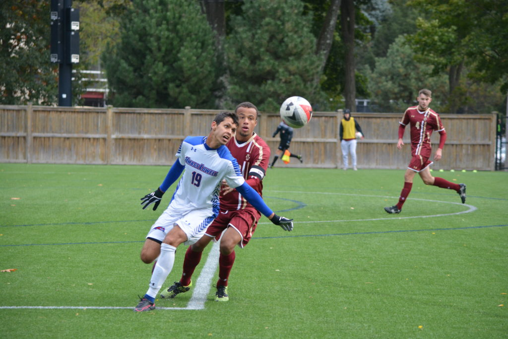 Men's Soccer Concludes Preseason With Scoreless Draw vs. UMass Lowell