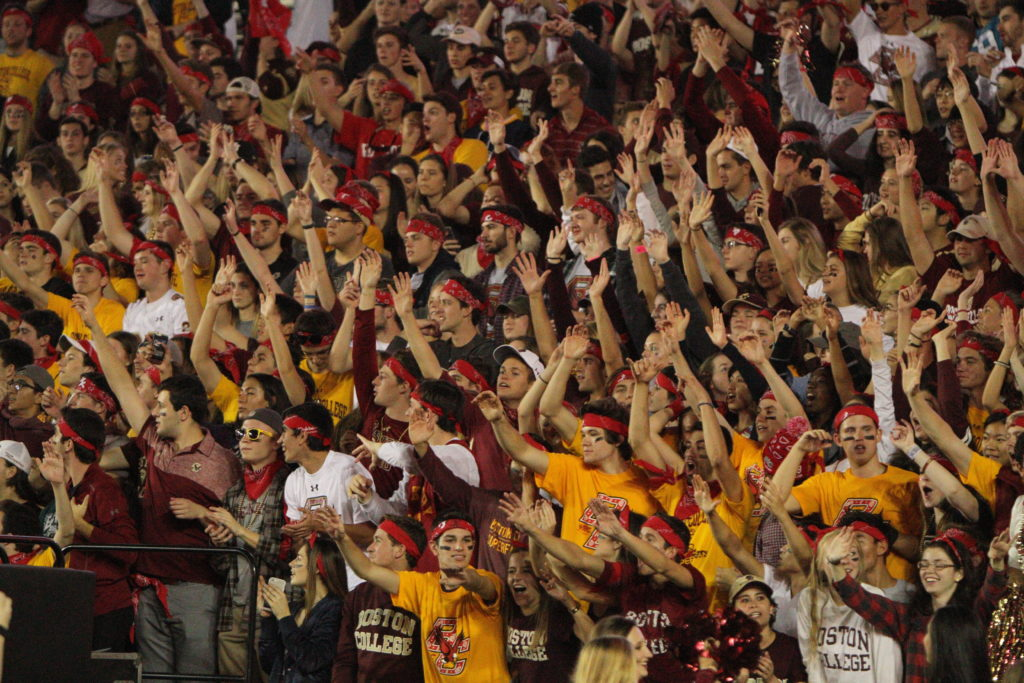 BC Expands Alcohol Sales at Alumni Stadium
