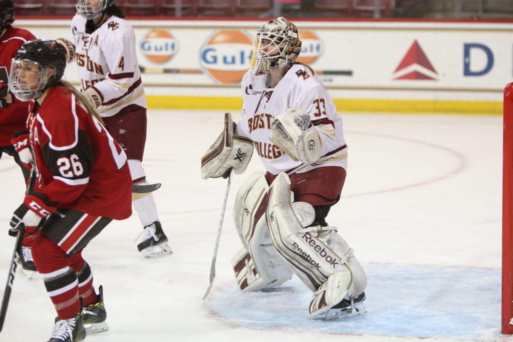 Burt Taken No. 1 Overall in National Women's Hockey League Draft