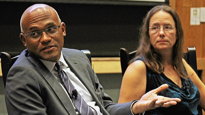 Panel Discusses How to Respond to Violence in Charlottesville