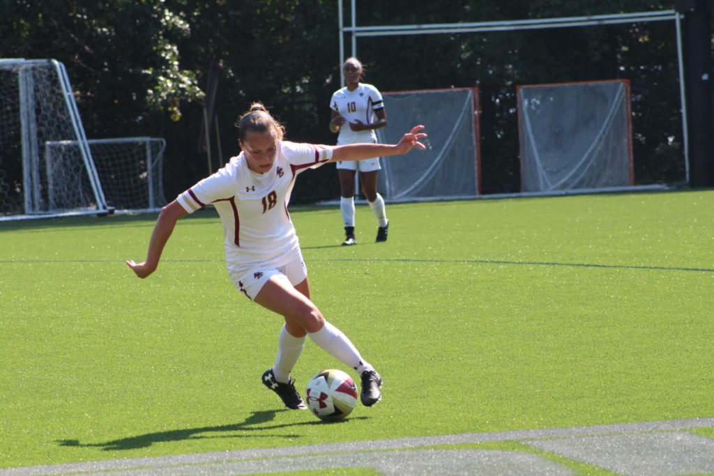 Vaughn Nets Only Goal of the Day in Win Over Wake Forest