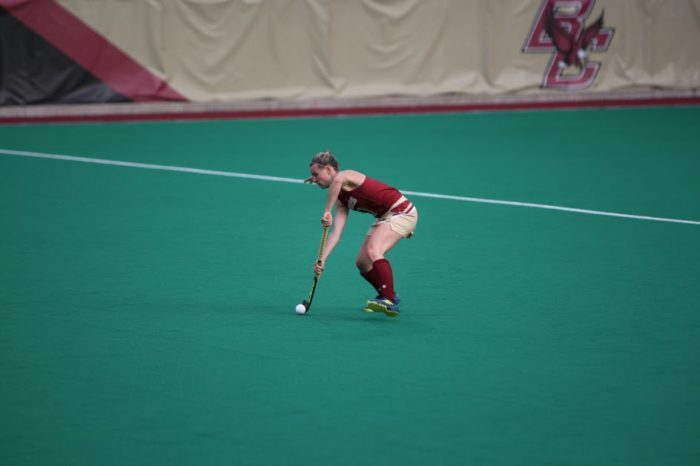 Matherson's Double Overtime Goal Seals Victory for BC