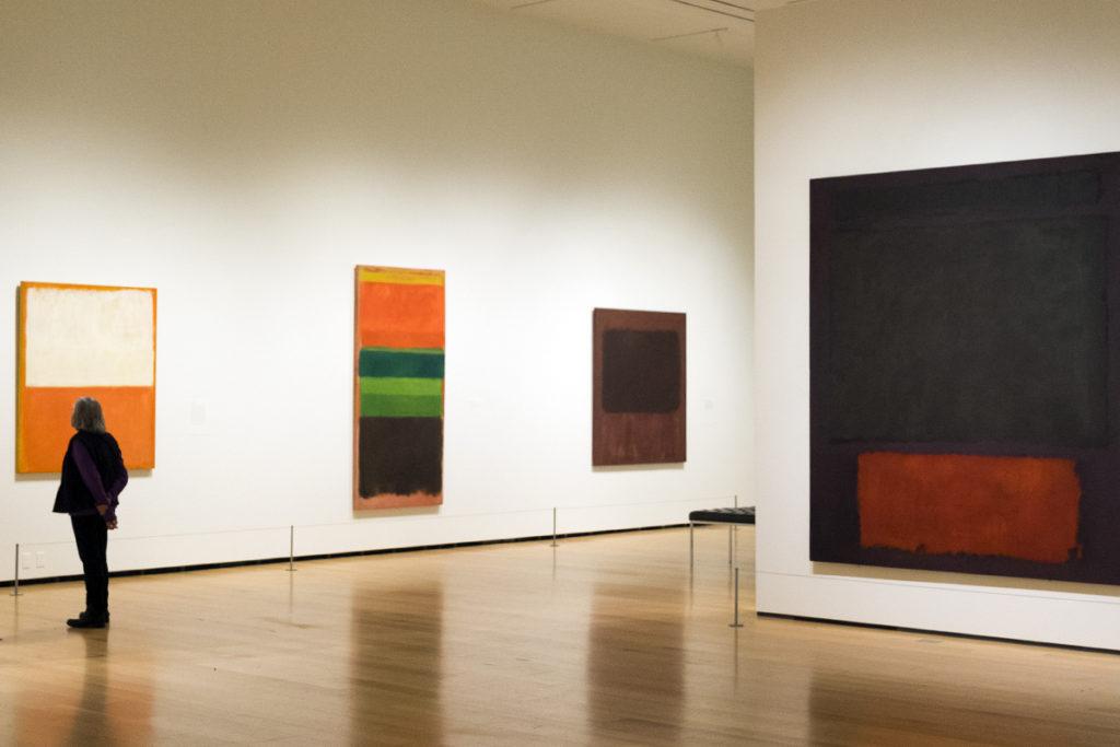 MFA's Rothko Exhibit Invites Viewers to Reflect