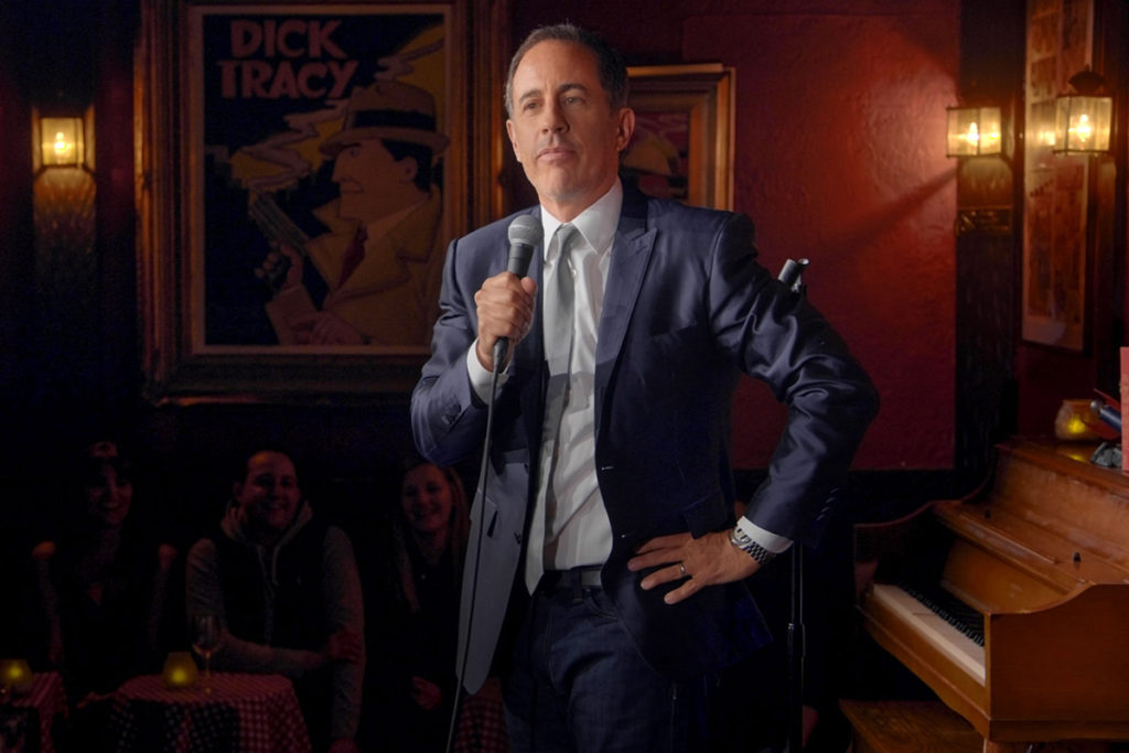 Comedic Icon Returns to Roots in 'Jerry Before Seinfeld'