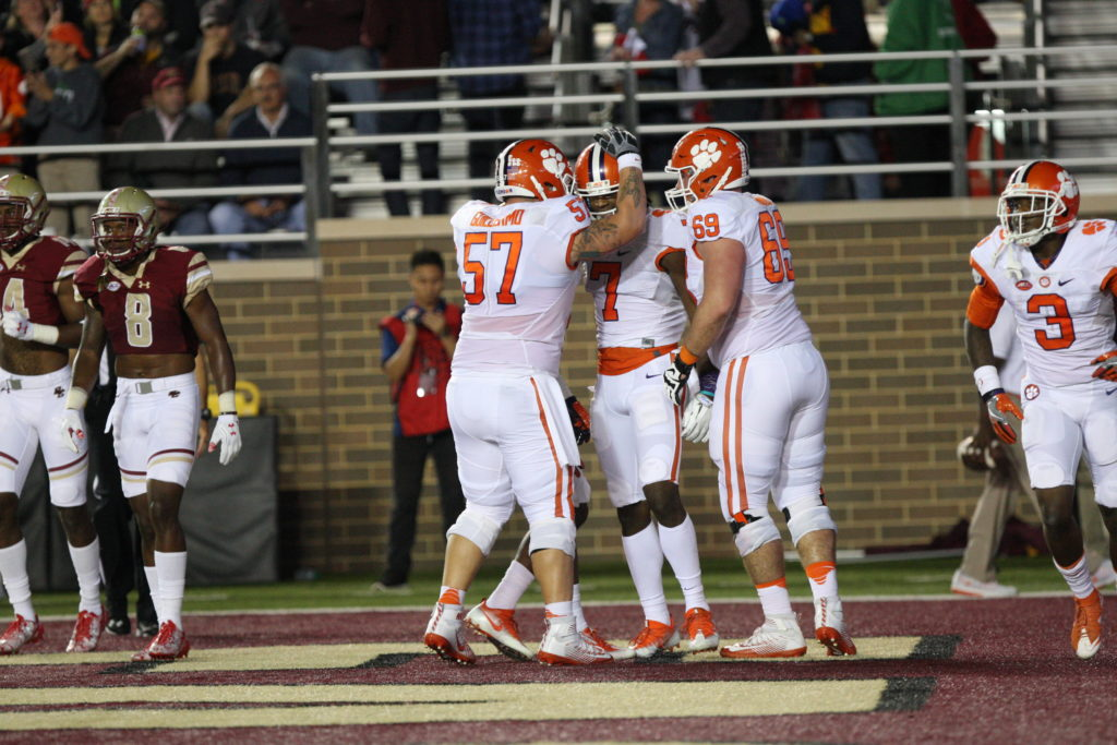 Previewing BC At Clemson: The Reigning Champs Haven't Lost a Step