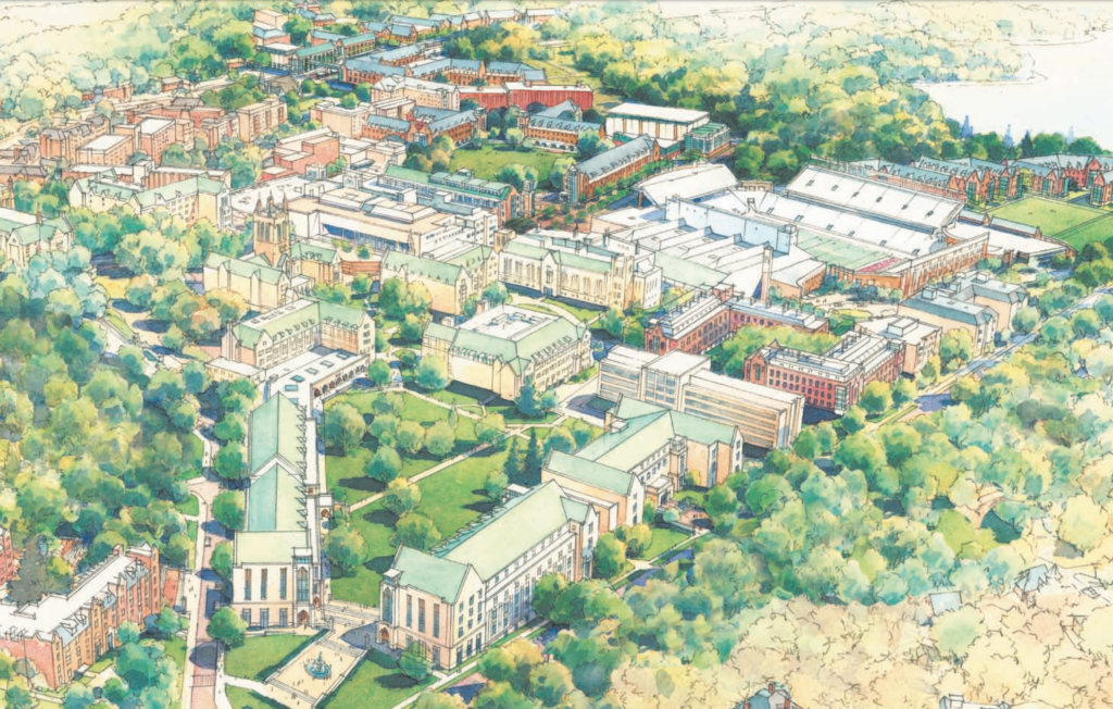 Student Center Still in the Works, Despite Absence From Strategic Plan