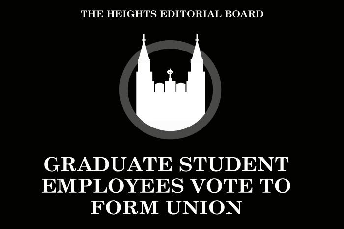 BC Graduate Employees Union Must Seek Consensus