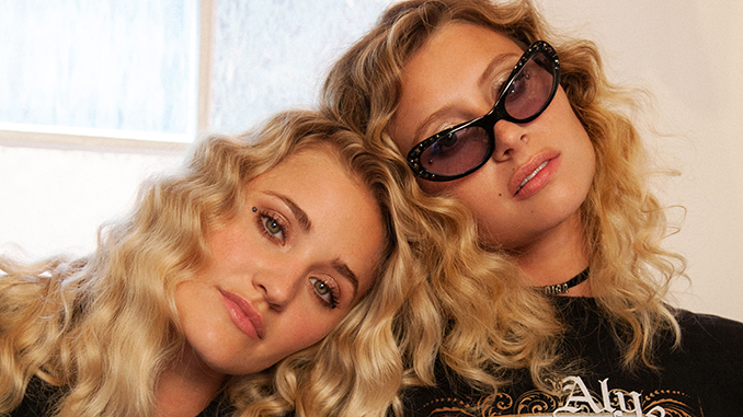 Aly and AJ Fashionably Return with '80s Reverential 'Take Me' Video