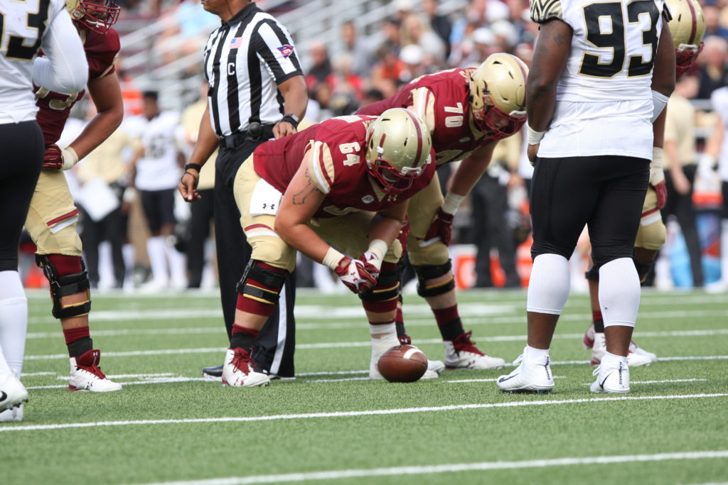 Injuries Across the Offensive Line Force Petrula to Step Up