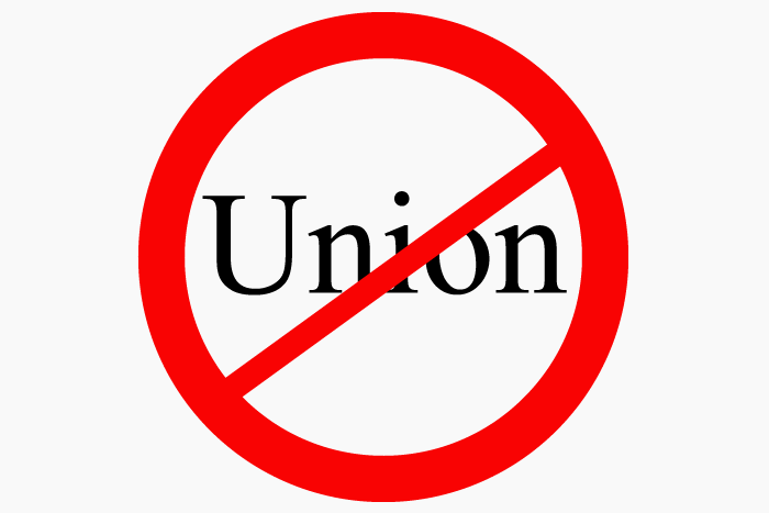 A Case Against the Union