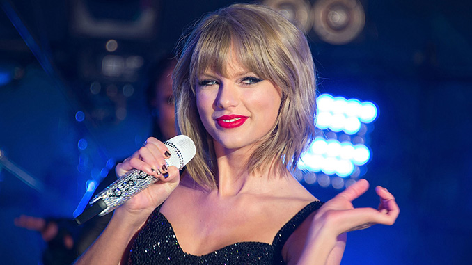 Taylor Swift, Sam Smith, and Haylee Steinfeld in Singles This Week