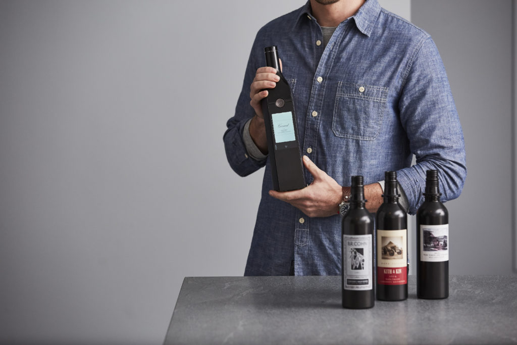 Make Each Bottle of Wine Last With Kuvée