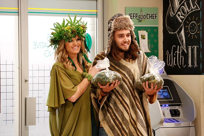 Netflix's 'Disjointed' Bores, Annoys Audiences