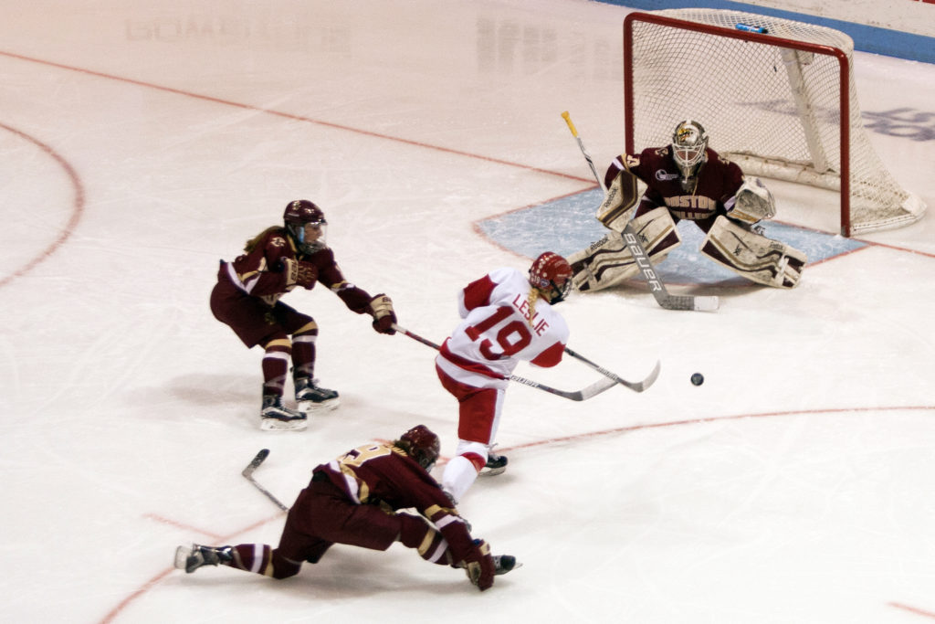 Notebook: Penalties in BC's Win Over BU Serve as Cause for Concern