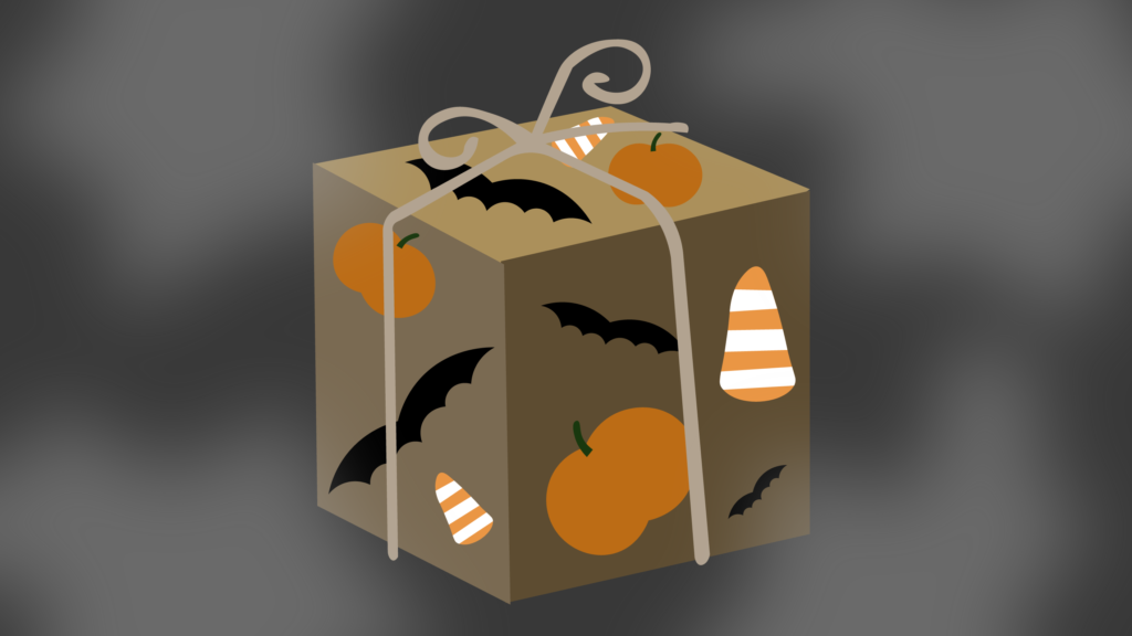 Halloween Care Packages: TU/TD