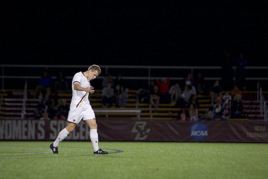 Men's Soccer Battles NC State to Scoreless Draw