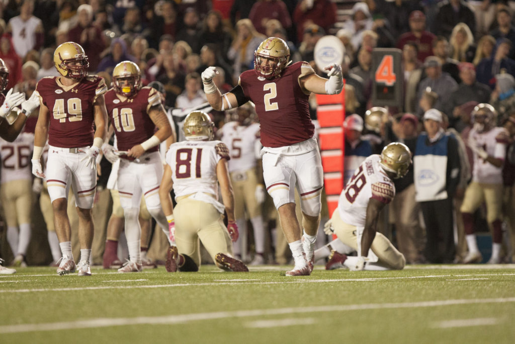 For First Time in Eight Years, Eagles Top Florida State