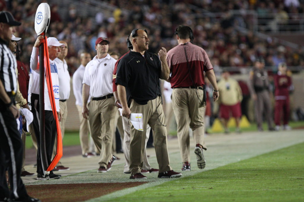 According to Addazio, Florida State Still One of ACC's Elite