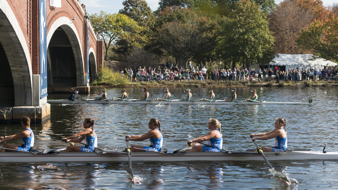 2017 Head of the Charles Fills Boston with Crowds and Chowder