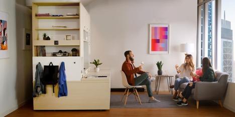 Ori's Robotic Furniture Enters the Home