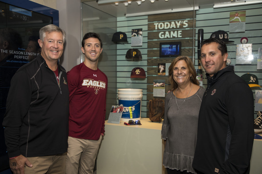 Team FrateTrain Celebrates Pete Frates in Cooperstown