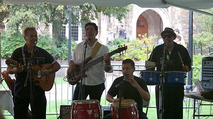 Hispanic Heritage Month Ends With Food, Music, and Dance