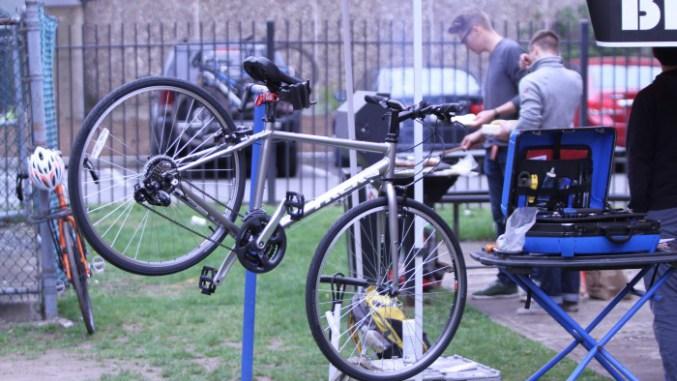 Bike-Sharing Program Expands to Newton Campus