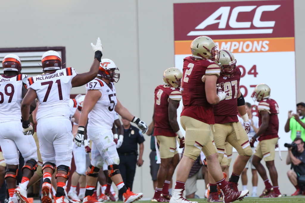 Like Last Year, Eagles Stumble Into VT Game With Scoring Deficiency