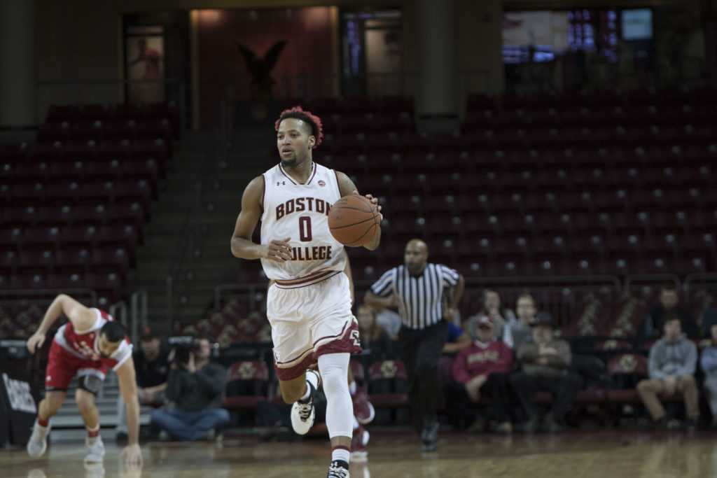 Turnovers Haunt Eagles in Loss to Texas Tech at Mohegan Sun Arena